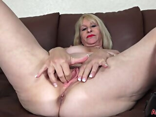 AllOver30 - Sandy Pierce Mature Pleasure big tits blonde hd