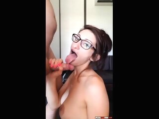 Webcam Blowjob And Cumshot amateur blowjob cumshot