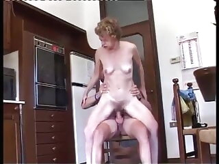 granny Giuseppina fucked in her ass.mp4 anal hairy old & young