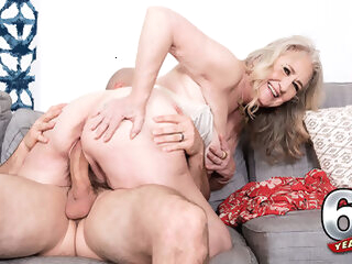 Our Newest 60plus Milf And Jmac - Blair Angeles And J Mac - 60PlusMilfs big ass big tits blonde