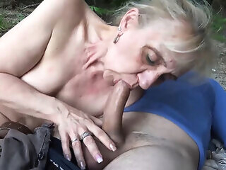 85 years old mom first public beach sex granny public step fantasy