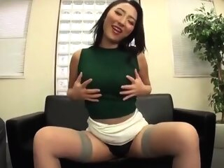 Yuzuru Masturbate Horny Asian Slutty Teen Enjoys Her To asian japanese solo