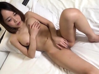 Japanese softcore 186 amateur asian fingering